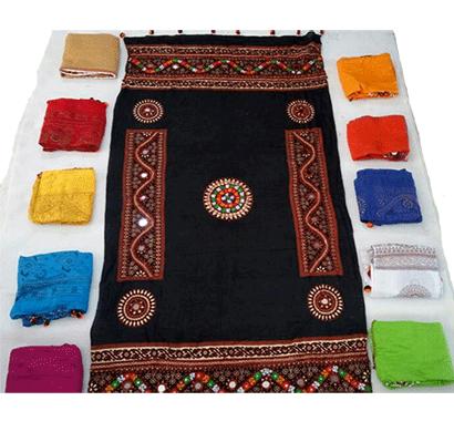 handicraft cotton heavy handwork dupatta