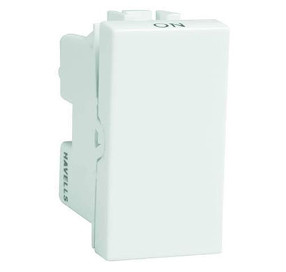 havells coral 6ax/10ax 1 way with indicator switch