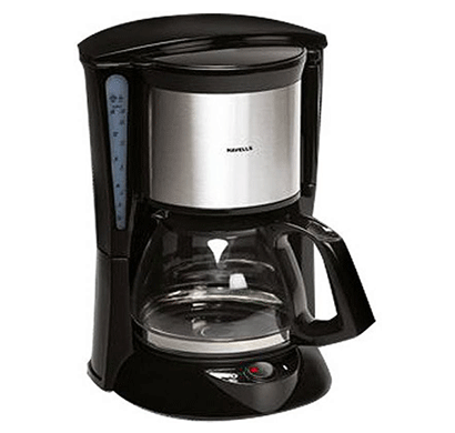 havells drip cafe 12 coffee maker 600w black