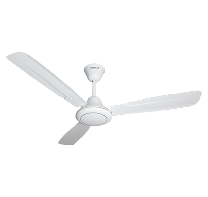 havells es - 40, 1200 mm 40 watt fan, white, 1 year warranty