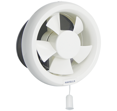 havells ventilair dxr, 150 mm sweep white, 1 year warranty