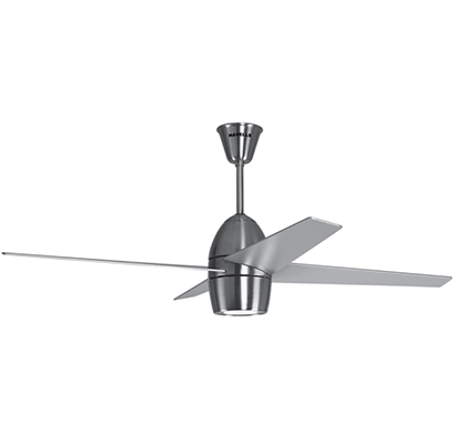 havells- veneto, 1320mm premium underlight ceiling fan, brushed nickel, 1 year warranty