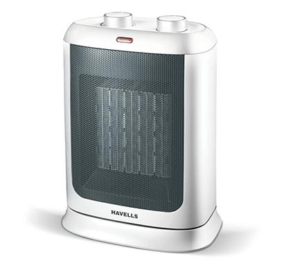 havells calido 2000w, ptc fan heater (white)