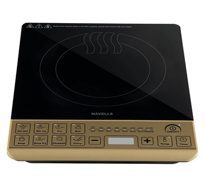 havells insta cook st-x induction cooktop 2000w