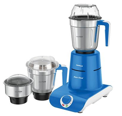 havells maxx 750 w grind blue mixer grinder