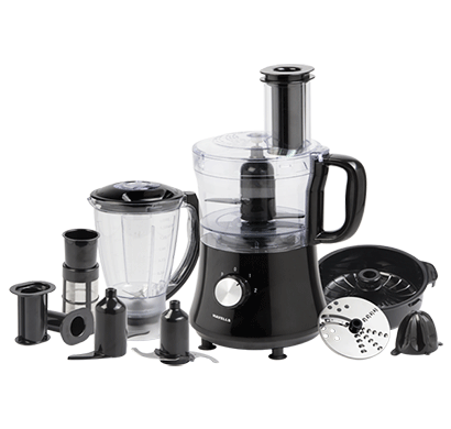 havells food processor convenio 500 fp black