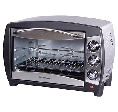 havells 28l rss 1500-watt stainless steel oven toaster grill