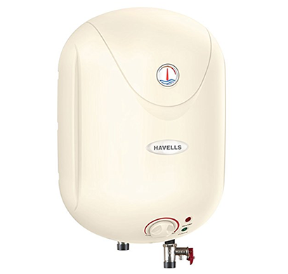 havells - ghwapftiv015, 15ltr puro plus storage water heater, lvory 1 year warranty