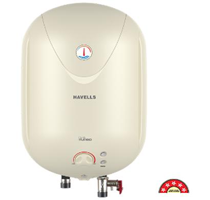havells - ghwapttiv015, 15 ltr lvory puro turbo storage water heater, 1 year warranty