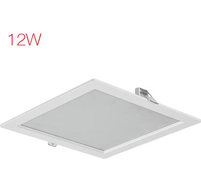 havells- lhebmdp7uz1w012, fazer square 12w, cool daylight, 1 year warranty