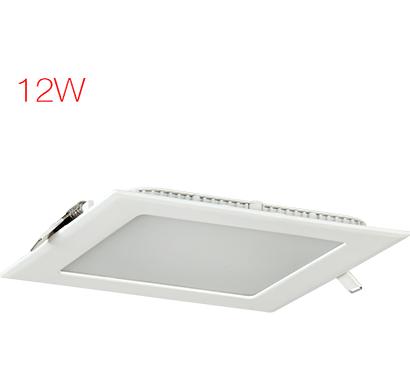 havells - lheblopnuz1w012, triyca 3 in 1 square 12w, tri color, 1 year warranty