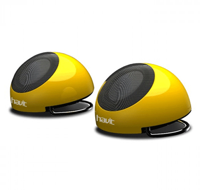 havit sk-109 usb speaker yellow