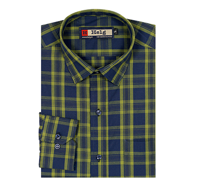 helg cotton men shirt full and half sleeves (multicolor)