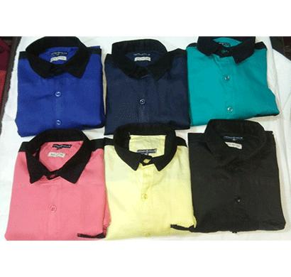 henry hills cotton full sleeves men's shirt konrad