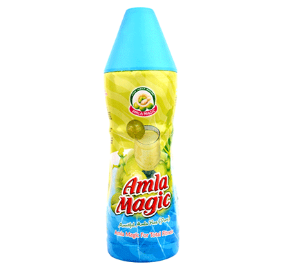 herbal trends amla magic - amritfal amla ras pure- 1litre