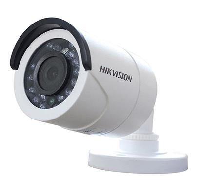 hikvision ds-2ce16c0t-vfir3 bullet camera,hd 720p white