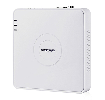 hikvision hd series (ds-2ce 7a04hqhi-k1) 2mp 4 channel mini turbo dvr (white)