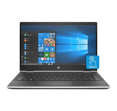 hp 14 (cd0078tu) laptop (intel core i3-8130u/ 8th gen / 4gb ram / 256 gb ssd/ windows 10 / home x360/ 14 inch screen ), gold
