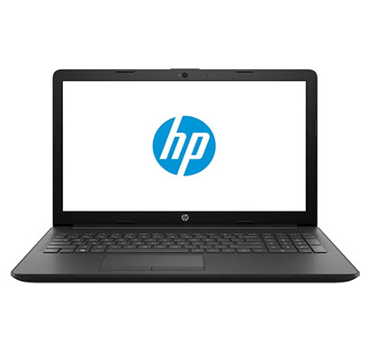 hp 15-da0073tx core i3 7th gen (4 gb/1 tb hdd/dos/2 gb graphics/15.6 inch/2.18 kg/sparkling black), with bag