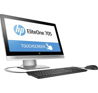 hp eliteone 705g2 all-in-one pc (amd a10/ 4gb ram/ 500 gb hdd/ 23 inch screen/ window 10 pro/ dvd writer/ 5 years warranty)