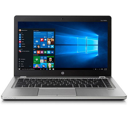 hp elitebook 9480 folio ultrabook intel core i5 4th gen/ 4gb ram/ 1tb hdd/ 14 inch screen/ slim/ windows