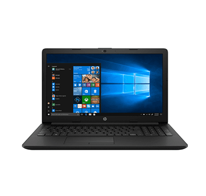 hp notebook 15-da0352tu laptop (7th gen intel core i3-7100u/ 4gb ram/ 1tb hdd/ m2 ssd slot/ 15.6 inch full hd (1920 x 1080) screen/ windows 10 home/ office h&s 2019),black