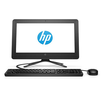 hp pavilion 20-c418il (3jv41aa#acj) aio desktop (pentium quad core/ 8th gen/ 4gb ram/ 1tb hdd/ dos/ intel hd graphics/ 19.45 inch)