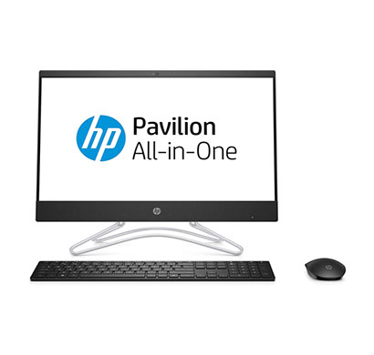 hp pavilion c0011il (3jv47aa#acj) aio desktop (core i3 8100 quad core/ 8th gen/ 4gb ram/ 1tb hdd/ dos/ intel hd graphics/ 21.45 inch)