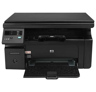 hp -1136plus monochrome multifunction laser printer, 1 year warranty