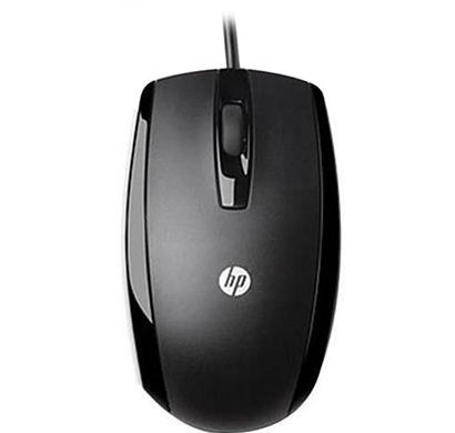 hp - ky619aa, usb mouse wired, black, 1 year warranty