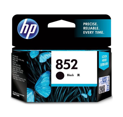 hp 852 black ink cartridge c8765zz