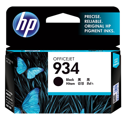 hp 934 black ink cartridge c2p19aa