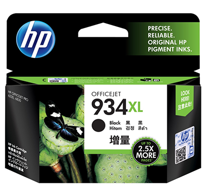 hp 934xl black ink cartridge c2p23aa