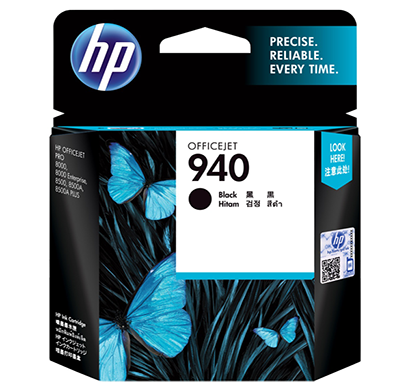 hp 940 black ink cartridge c4902aa