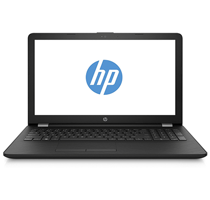 hp 15-bs658tx 2017 15.6-inch laptop (6th gen core i3-6006u/ 8gb ram/ 1tb hdd/ dos/ 2gb graphics), sparkling black