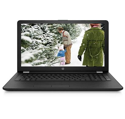 hp 15-bw500ax 2017 15.6-inch laptop (amd a10-9620/ 4gb ram/ 2tb hdd/ windows 10 home/ 2gb graphics), sparklig black