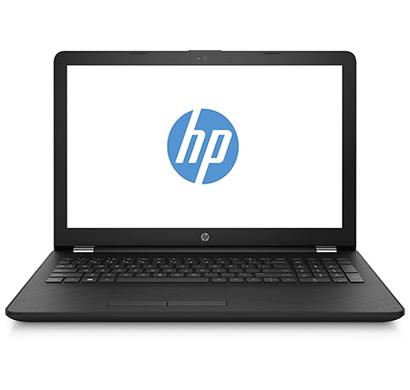 hp 15-bw094au 15.6-inch hd laptop (amd a9-9420/ 4gb ram/ 1tb hdd/ dos/ amd r5 graphics) with bag sparkling black