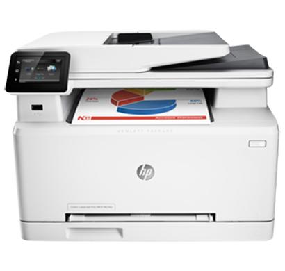 hp color laserjet pro multifunction printer m274n - m6d61a, 1 year warranty