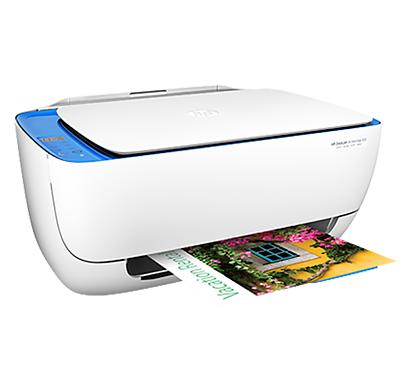hp desk jet ink advantage 3635 all in one printer- f5s44b, 1 year warranty