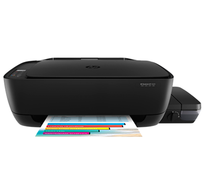 hp desk jet gt 5821 all in one printer black 1 year warranty