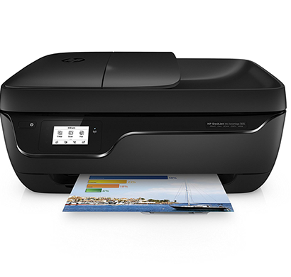 hp desk jet ink advantage 3835 all in one multifunction printer, 1 year warranty