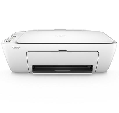 hp deskjet 2622 all-in-one printer, white, 1 year warranty