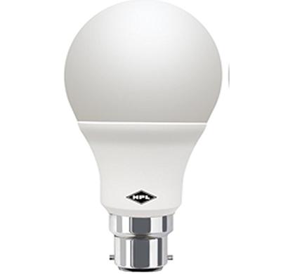 hpl- hplledb00765b22, led bulb 7w, b22 in pack of 1 lowest price bulb, white, 1 year warranty