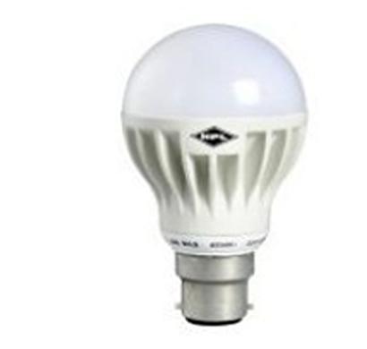 hpl- hplledb00765b2e4, led glo 7w, white, 1 year warranty