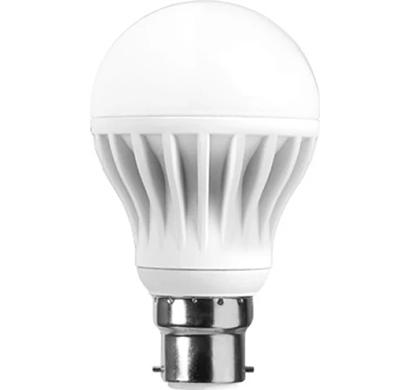 hpl - hplledb01265b22, led glo 12w, b22 pack of 1, white, 1 year warranty
