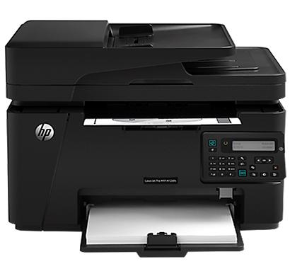 hp laser jet pro multifunctional printer m128fn- cz184a, 1 year warranty