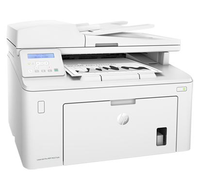 hp laserjet pro multifunctional printer m227sdn - g3q74a, 1 year warranty