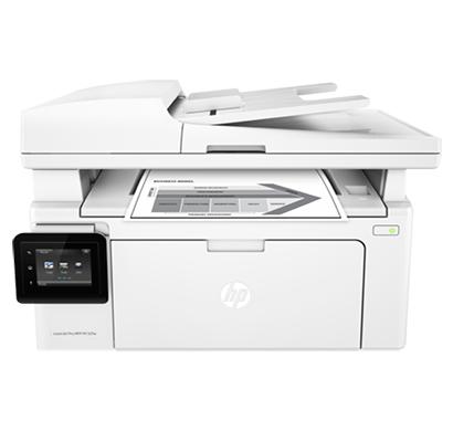 hp laserjet pro multifunctional printer m132fw- g3q65a, 1 year warranty