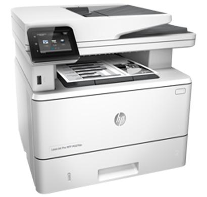 hp laserjet pro multifunction printer m427fdn - c5f98a, 1 year warranty