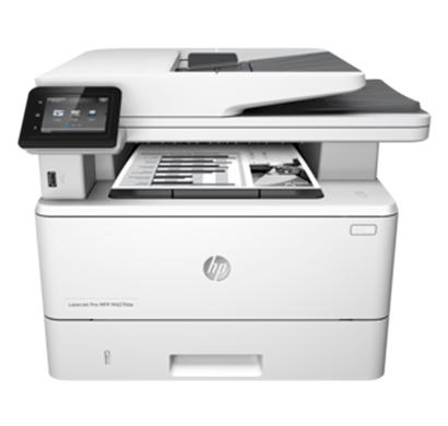 hp laserjet pro multifunction printer m427fdw - c5f99a, 1 year warranty